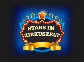 Stars im Zirkuszelt